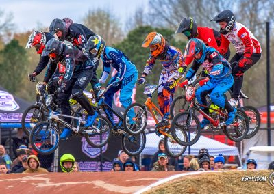 51 USA BMX Rock Hill - Kirby Cronk