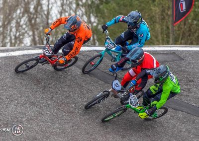 55 USA BMX Rock Hill - Kirby Cronk