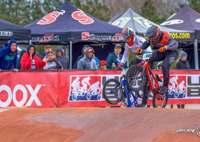 57 USA BMX Rock Hill - Kirby Cronk