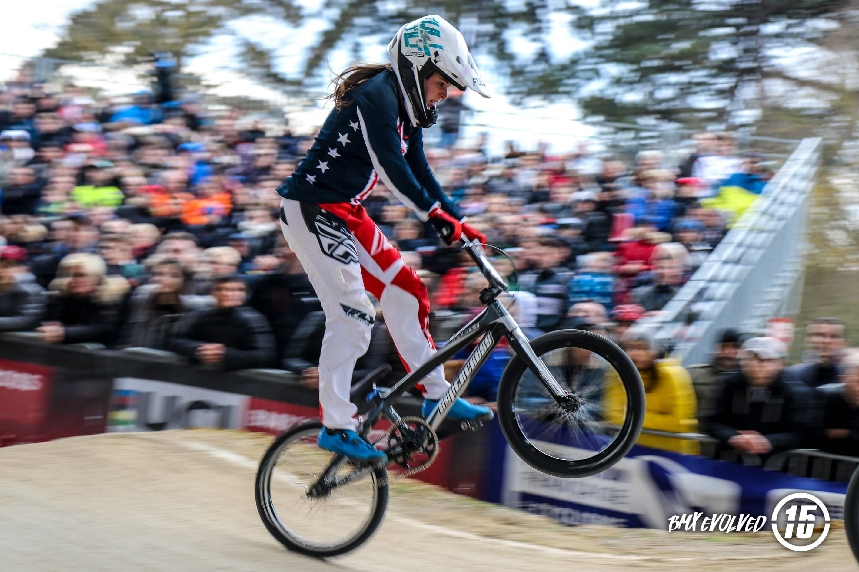UCI SX Paris R2 2018 - Fifteen BMX