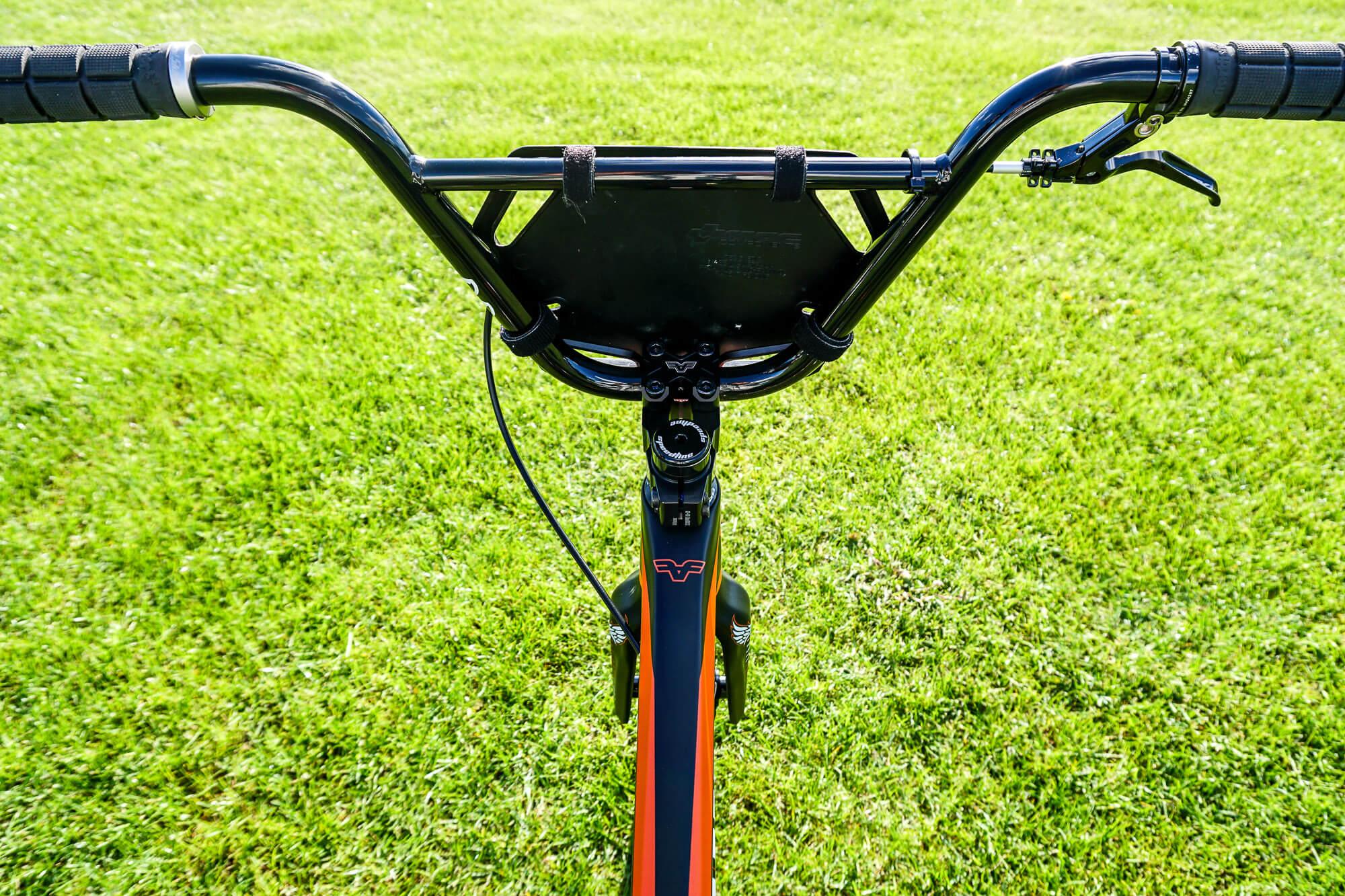 Andy Hughes 2018 Formula Bike Check