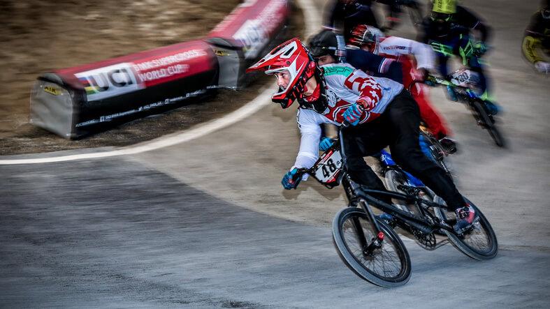 David Graf | Pushing BMX