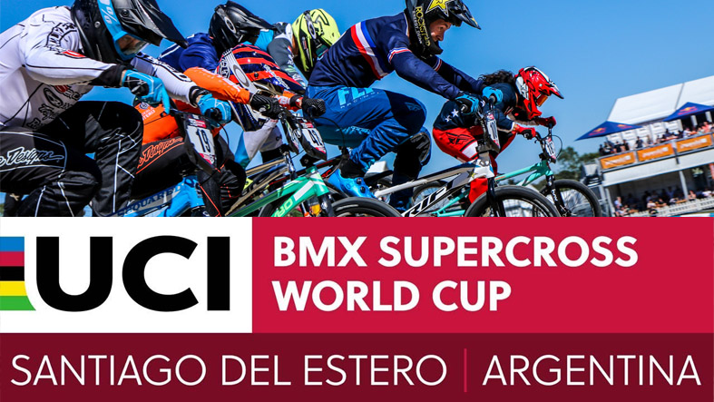 2018 UCI Supercoss World Cup | Argentina REPLAY