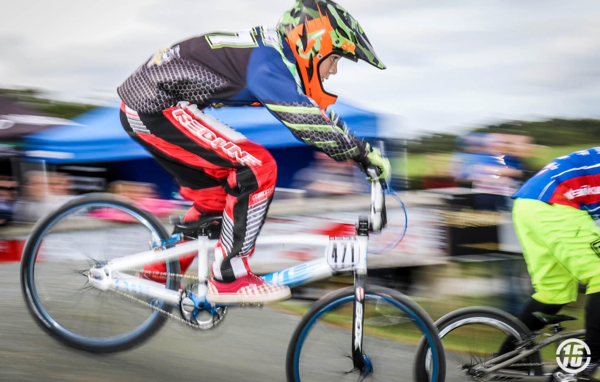 Josh Whitley Halvey Fifteen BMX