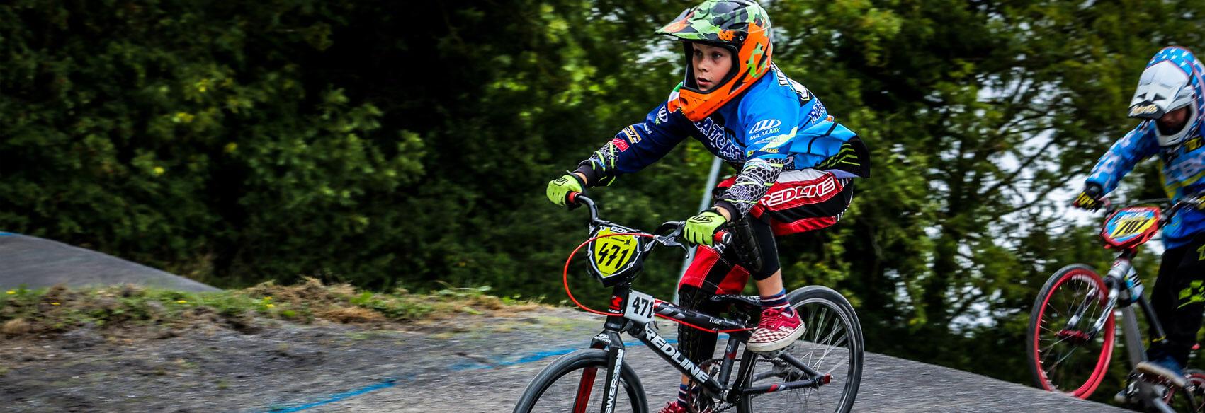 Josh Whitley Halvey Irish Rider Profiles - Fifteen BMX