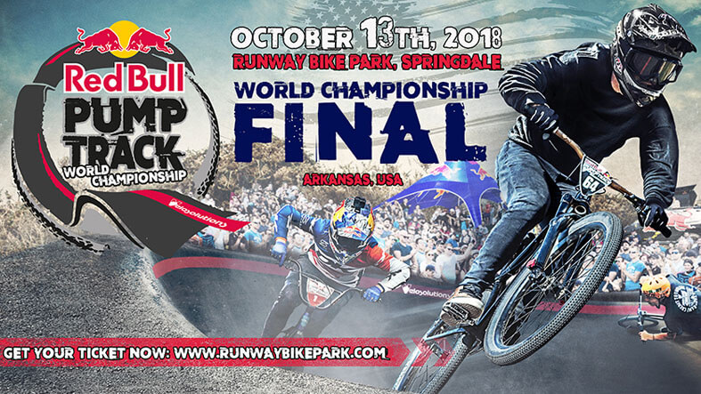 2018 Red Bull Pump Track Worlds