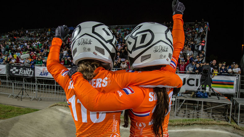 Seismic Shake up in the World of Dutch BMX Teams