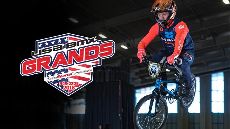 2018 USA BMX R.O.C. & Grands | LIVE