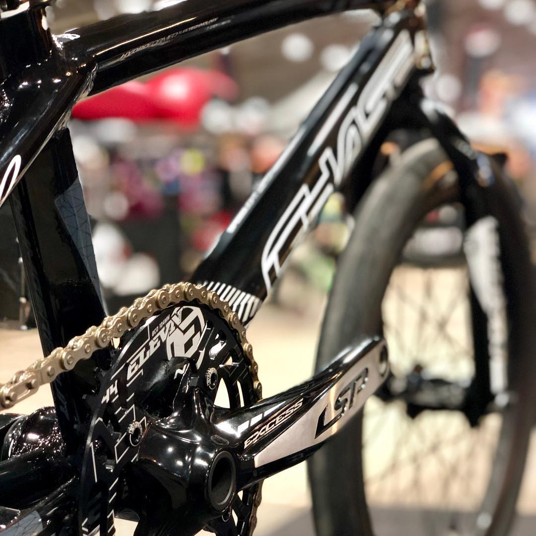 Chase RSP 4 Black - Chase Bicycles