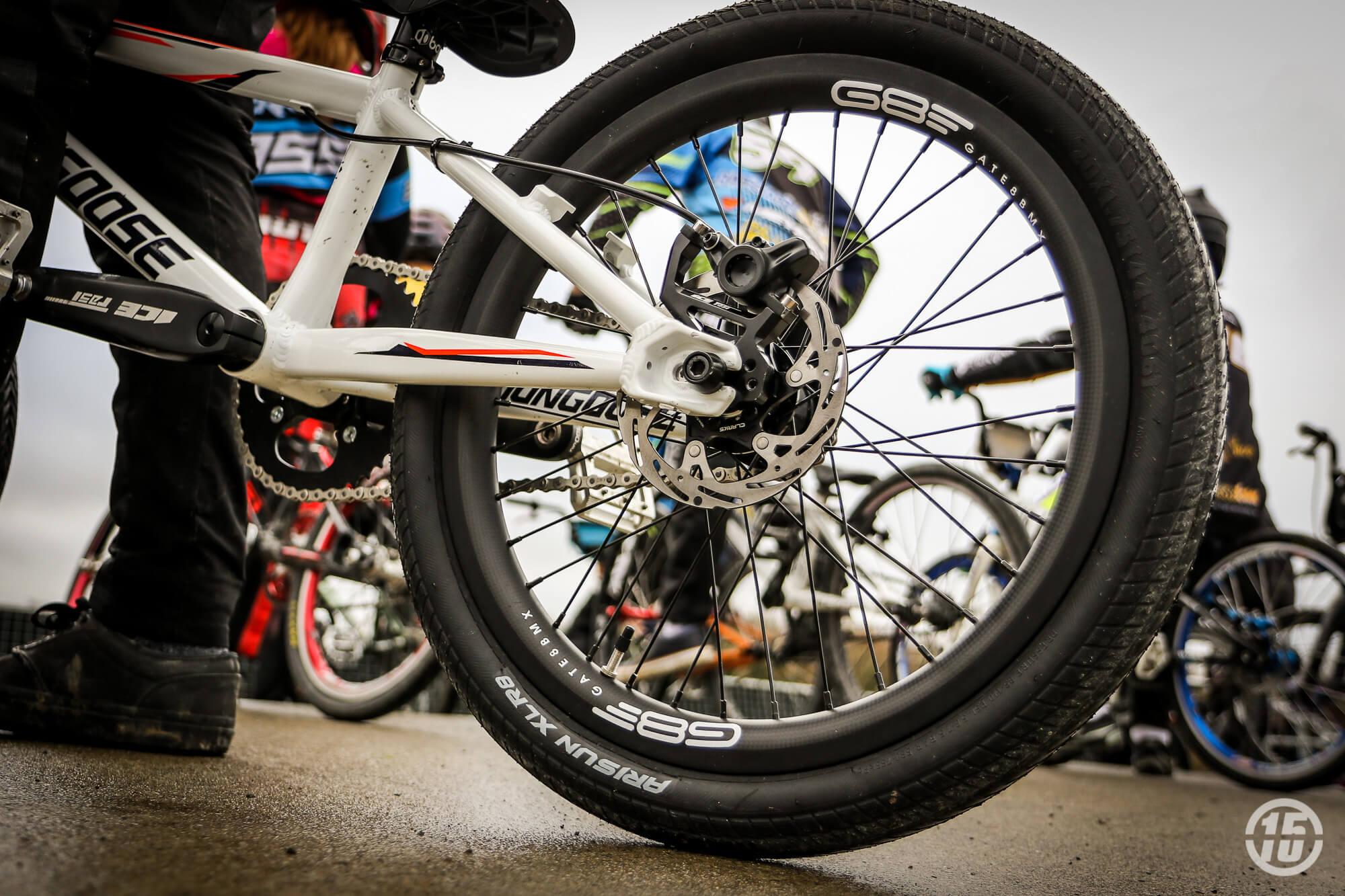 Gate8 BMX 2019 Mongoose Team Bike - Fifteen BMX