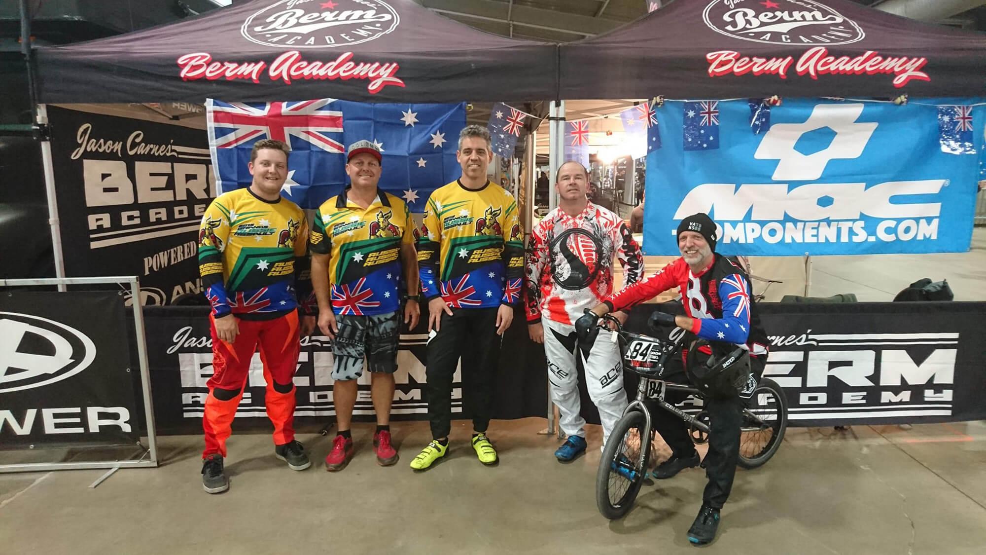 USA BMX Grands 2018 - Aussie Grand's Consulate - Bruce Morris