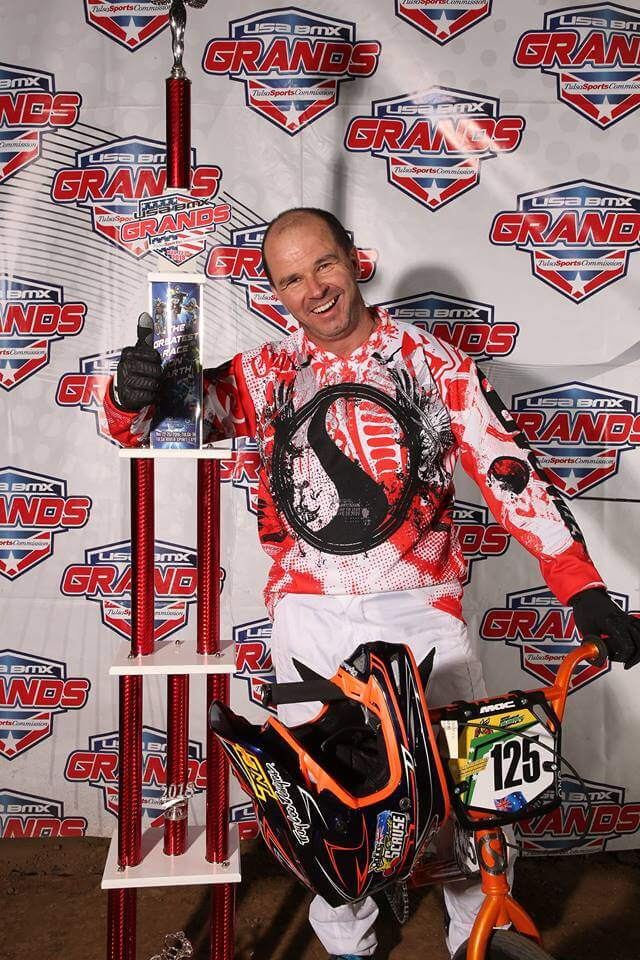 USA BMX Grands 2018 Pro Spectacular - Bruce Morris