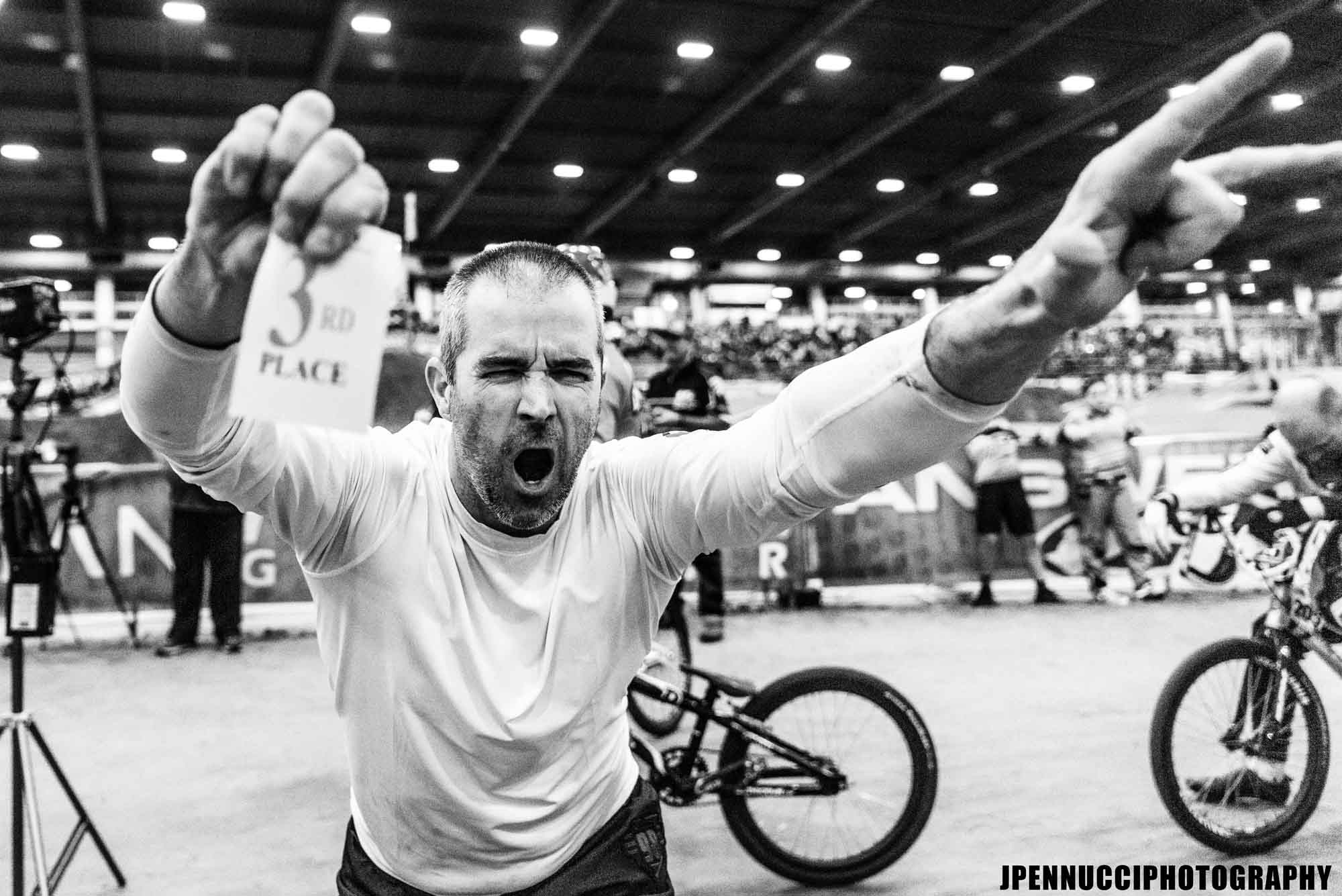 USA BMX Grands 2018 - Newly minted Aussie Brent Lee - JPennucci Photography