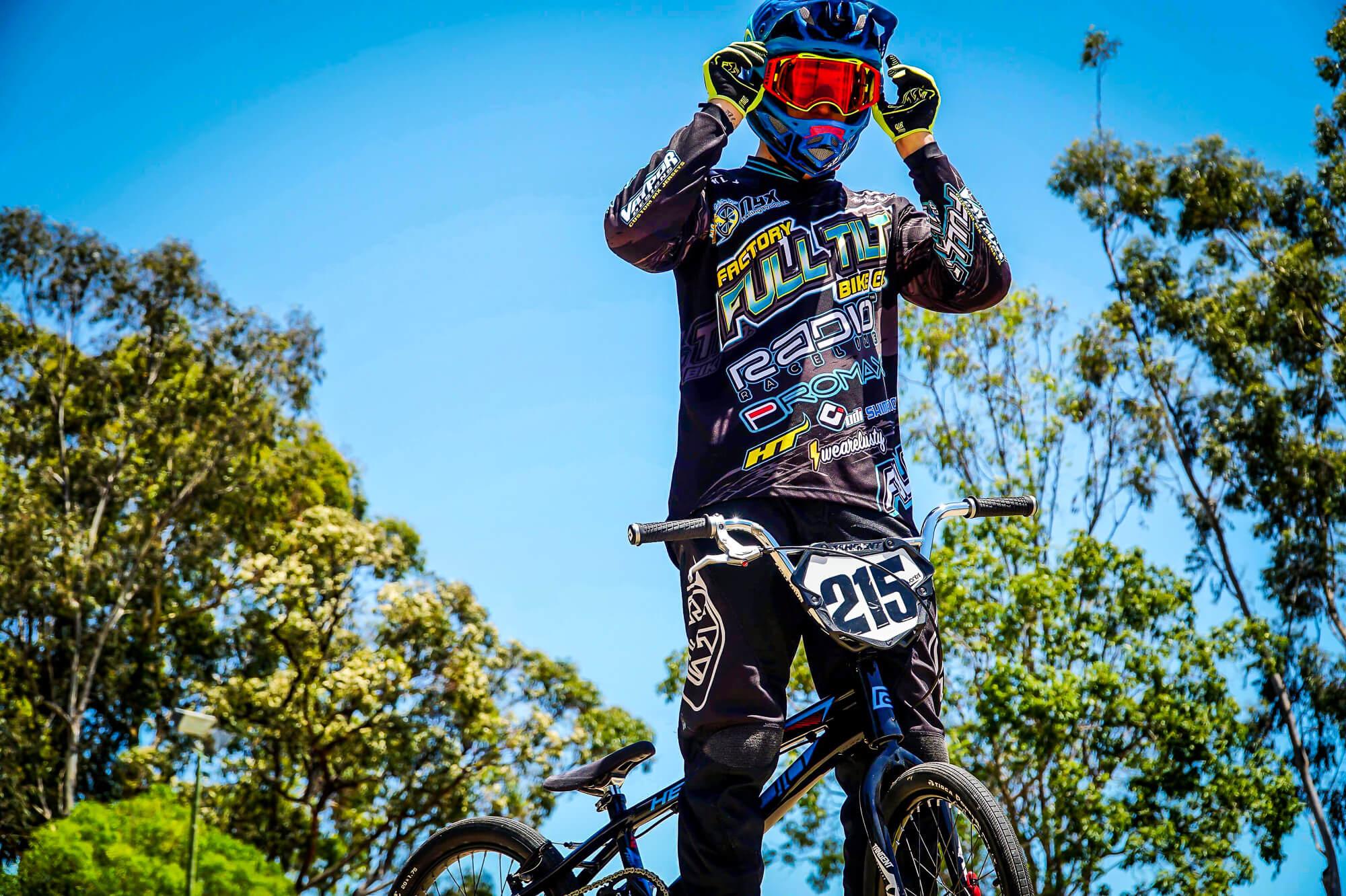 Josh Mclean Full Tilt Racing - Fifteen BMX Interview Dec 2018
