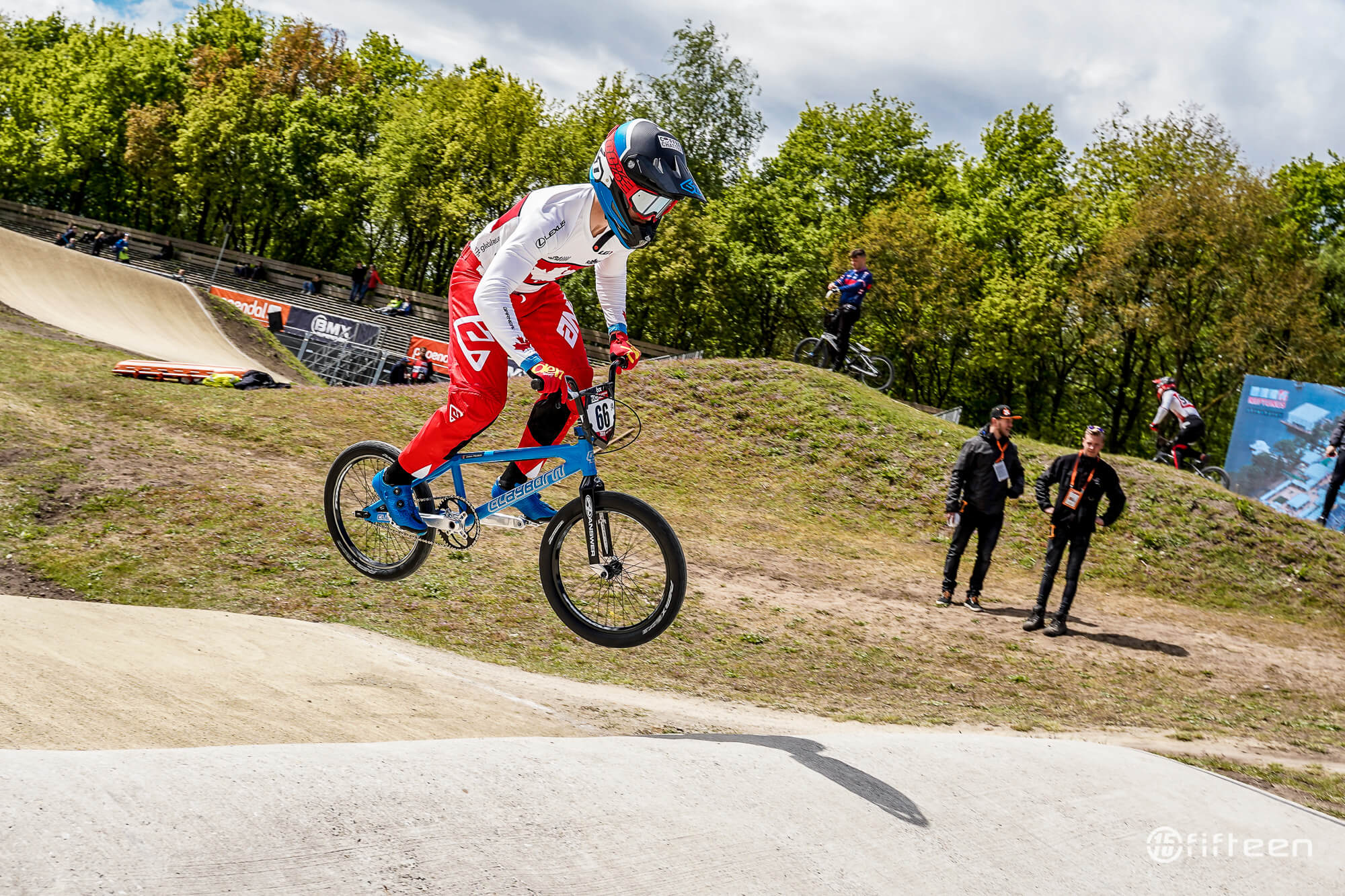 James Palmer - Papendal 2019 - Fifteen BMX