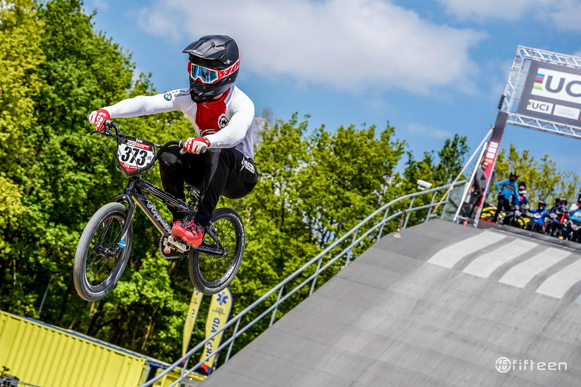 Renaud Blanc Papendal 2019 - Fifteen BMX