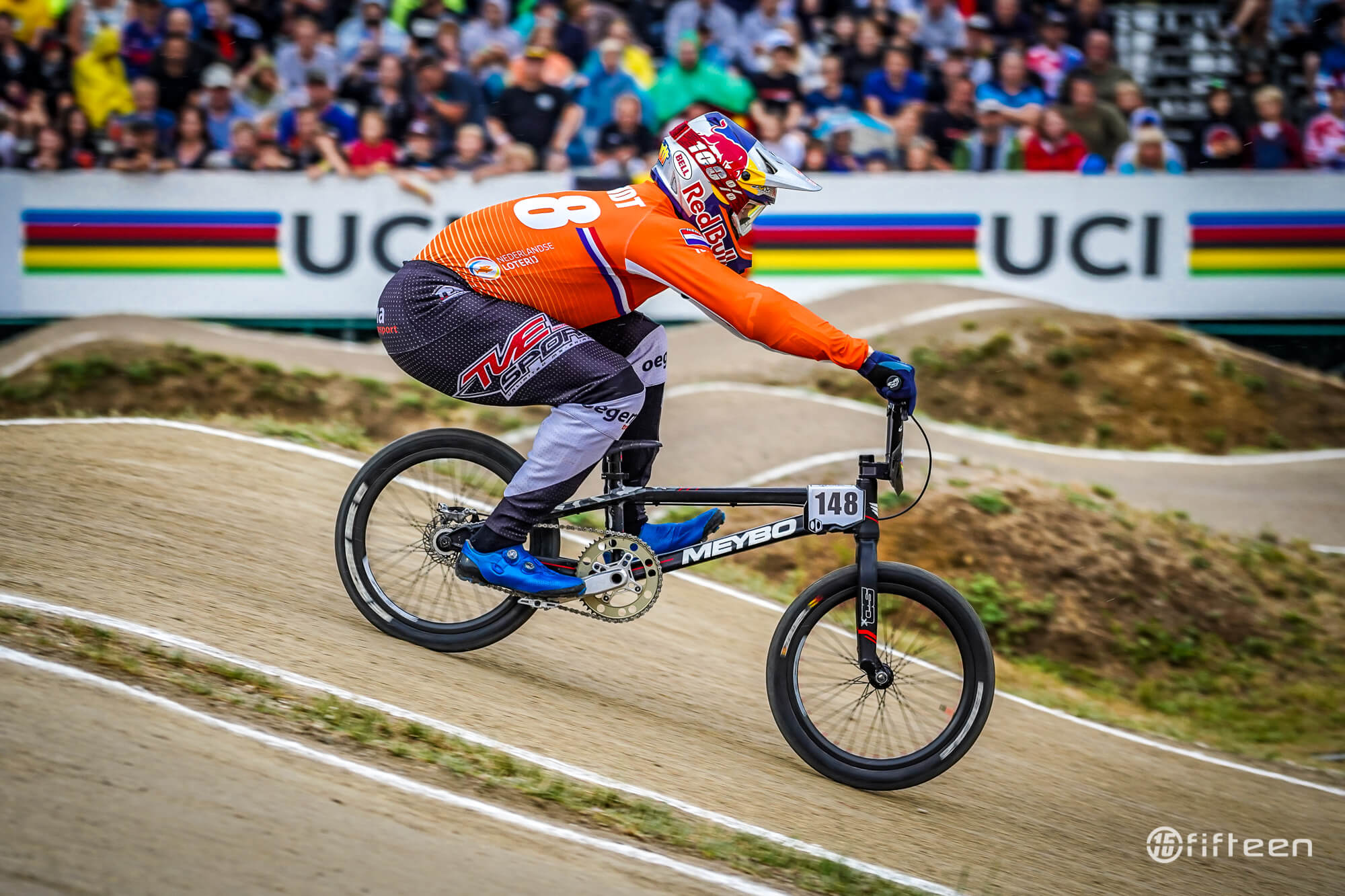 2019 BMX World Championships Zolder Elite Racing - Fifteen BMX