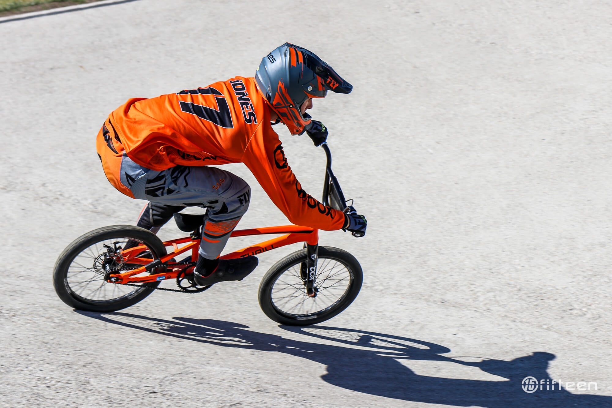 Trent Jones Papendal - Fifteen BMX