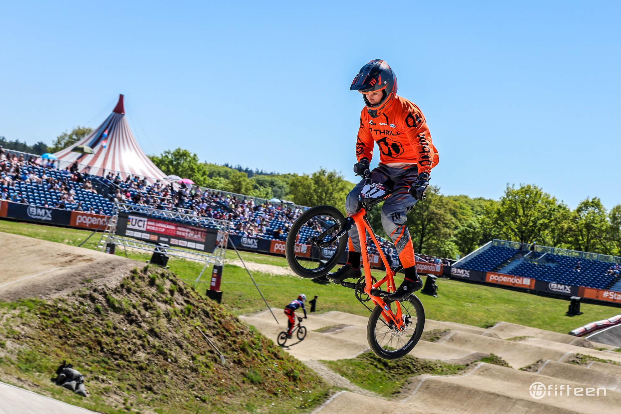 Trent Jones Papendal - Fifteen BMX