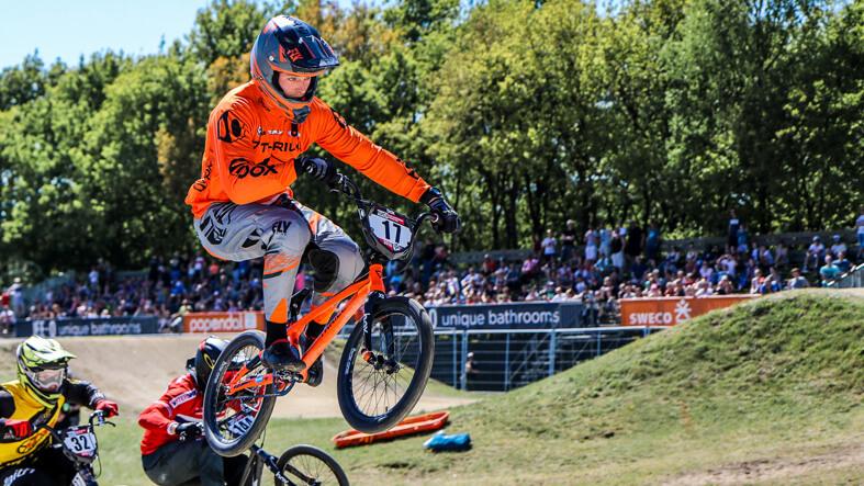 Trent Jones | The Cost of BMX