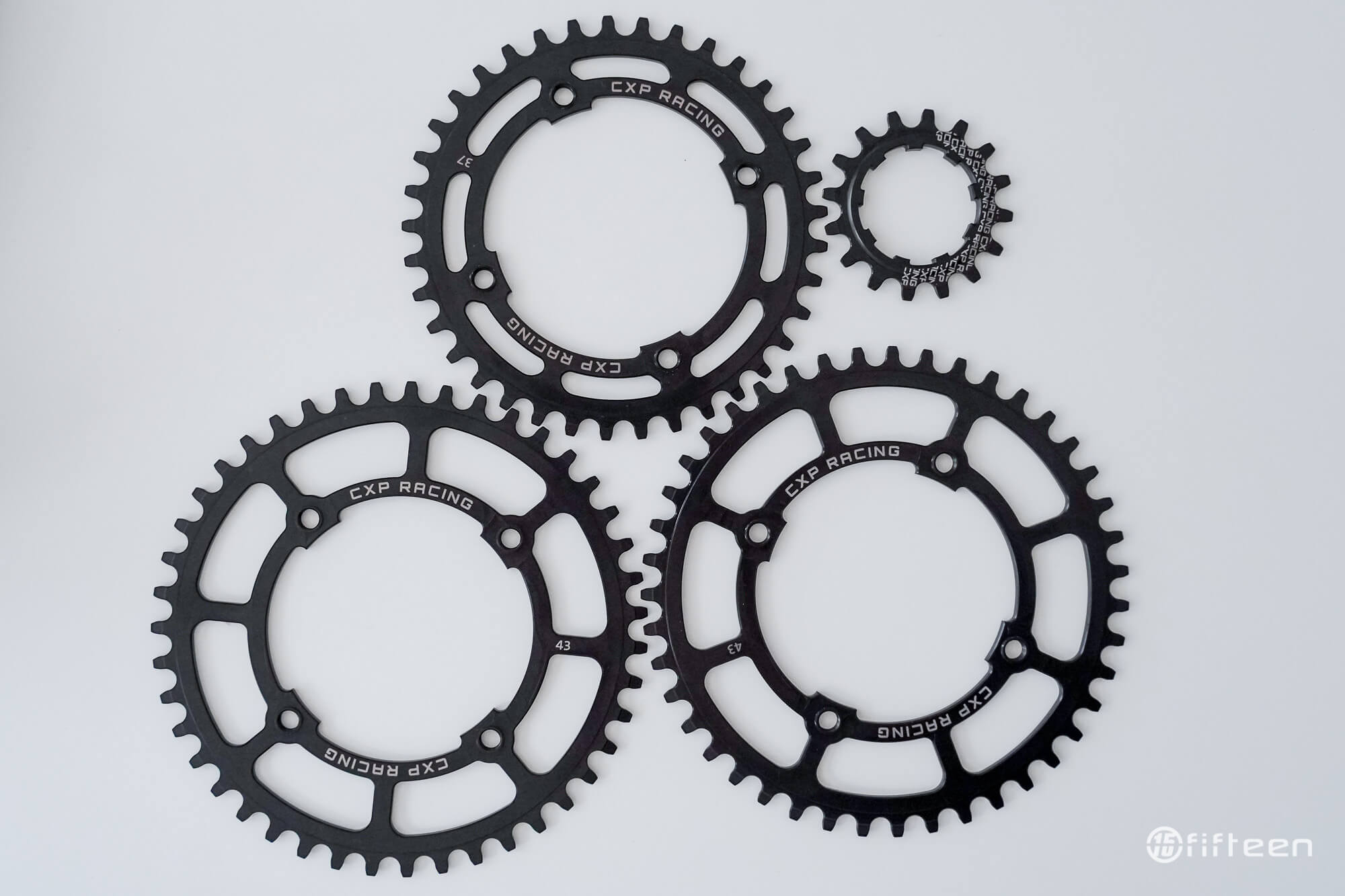 CXP Racing - Fifteen BMX Review