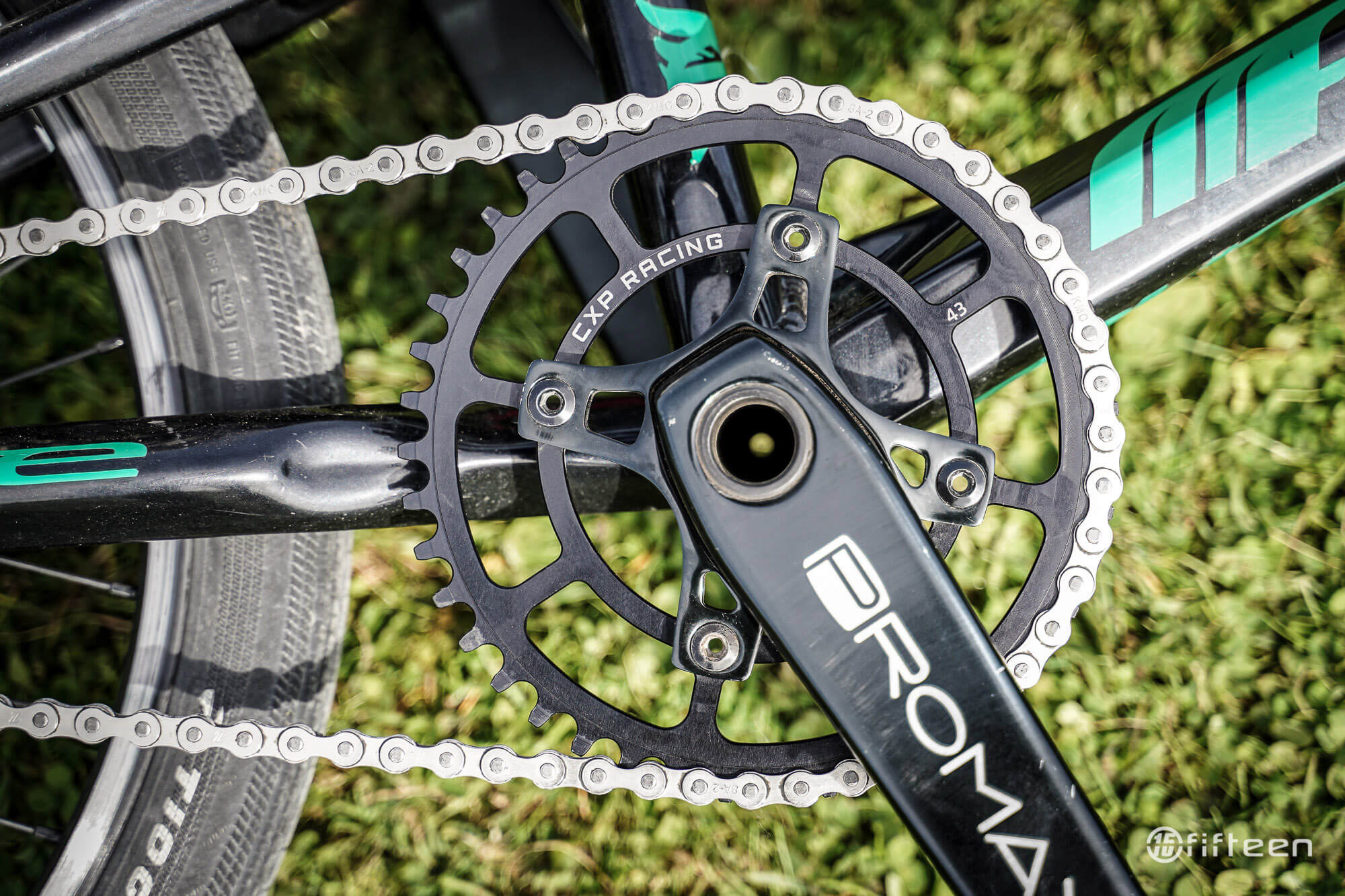 CXP Racing Chainring - Fifteen BMX