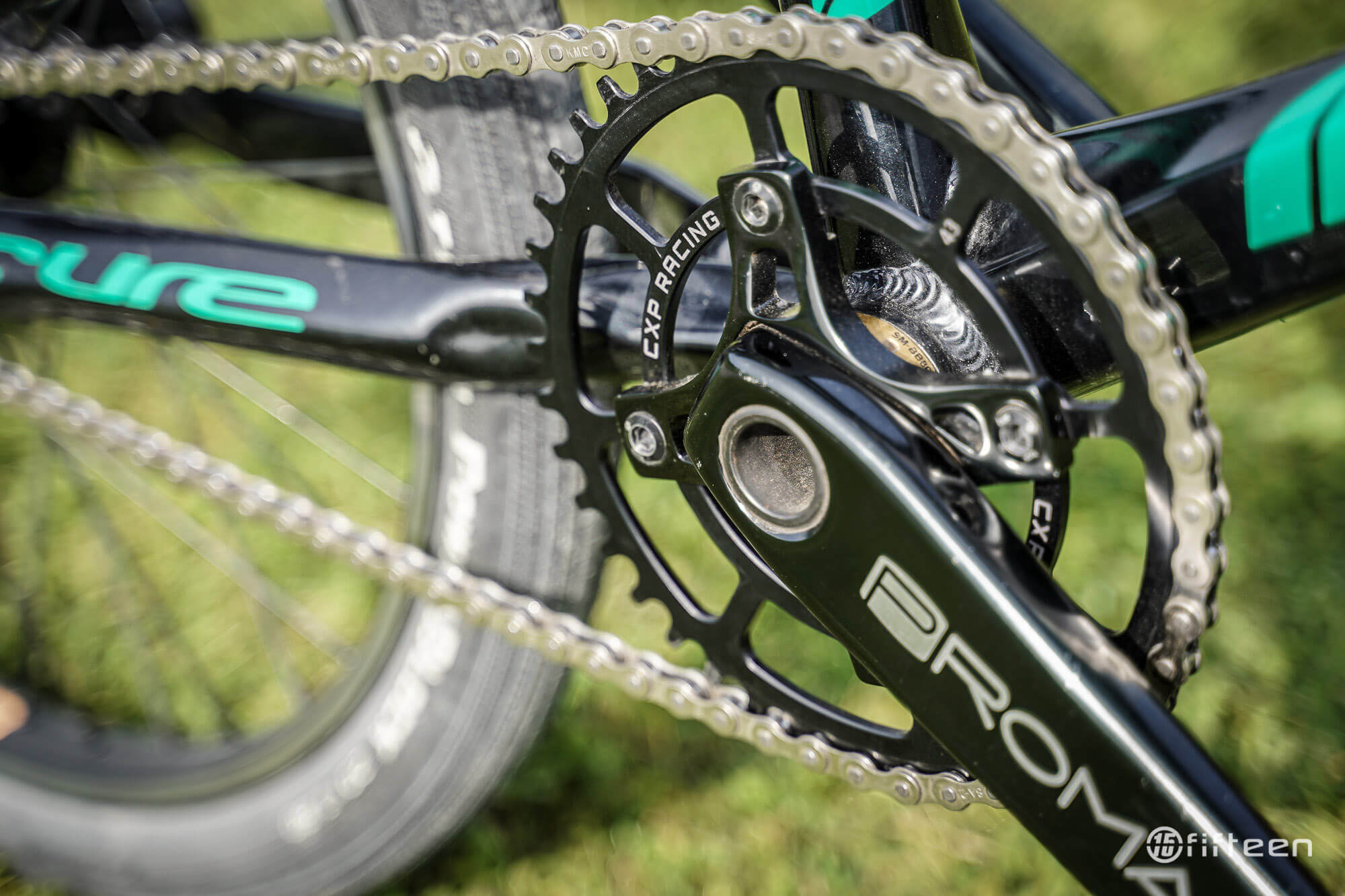 CXP Racing Chainring - Fifteen BMX