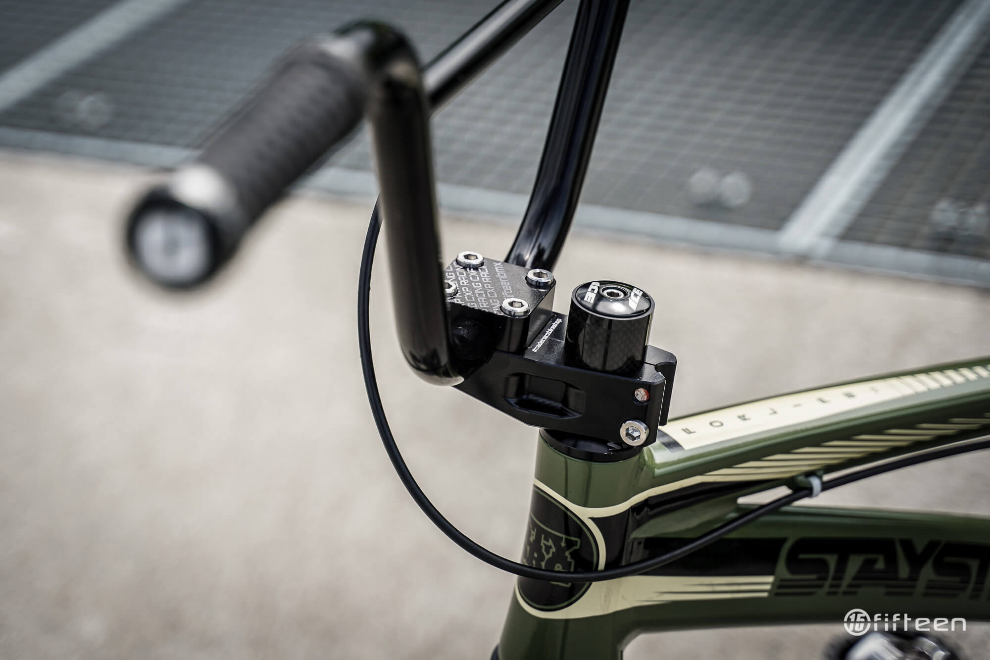 CXP Racing Stem - Fifteen BMX