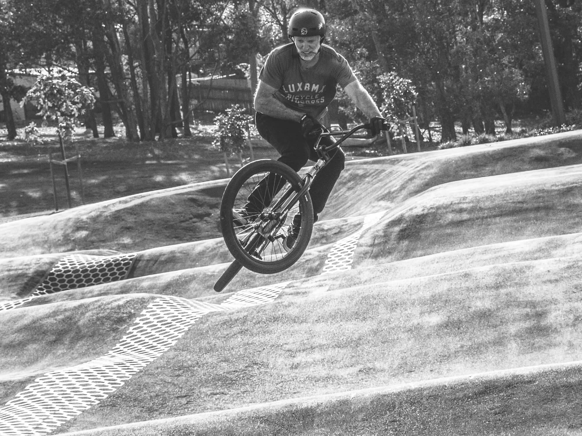 Darra Pump Track - Brisbane Australia - Bruce Morris