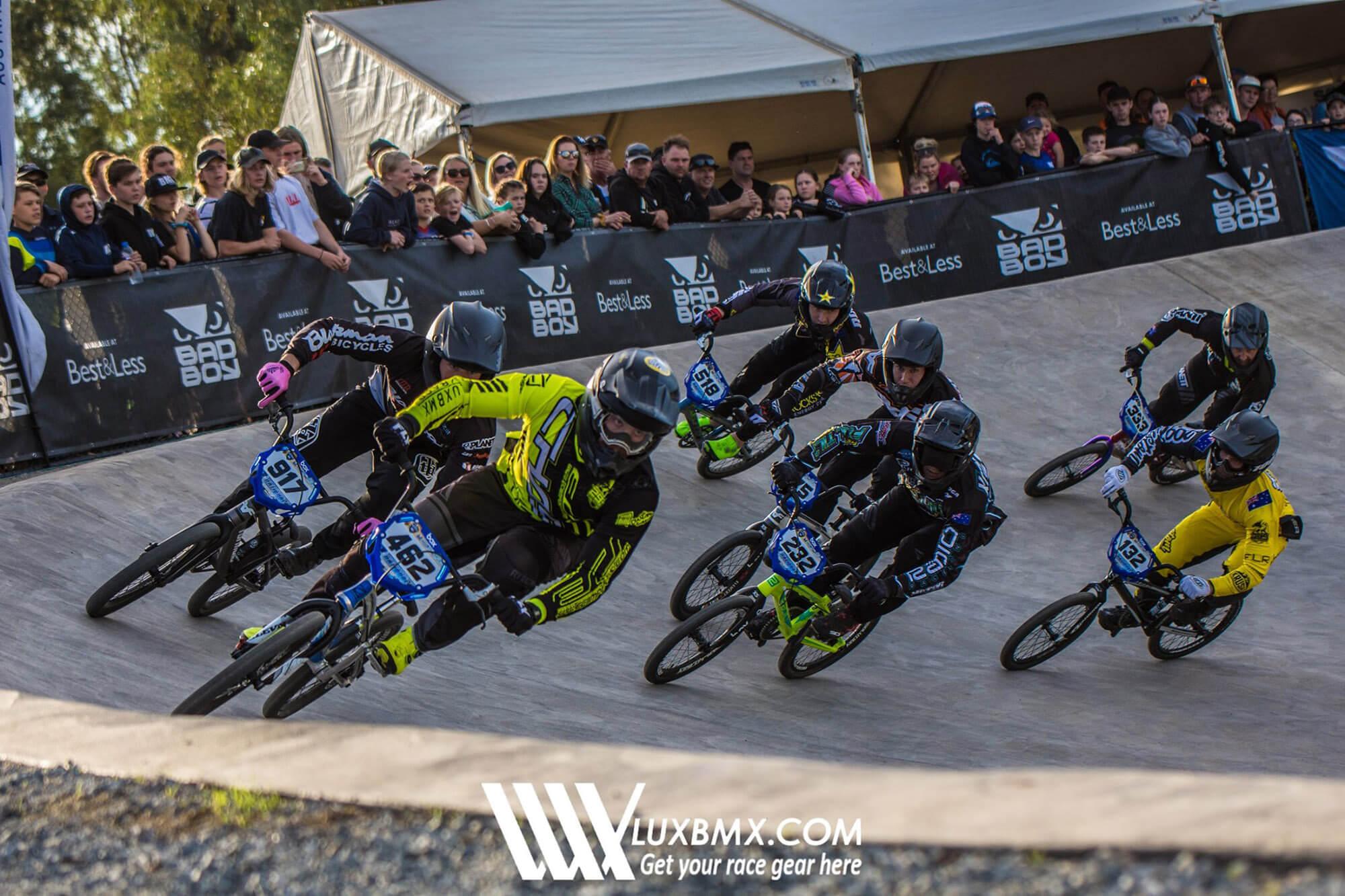 Elite racing - 2019 Australian BMX Championships - Bruce Morris
