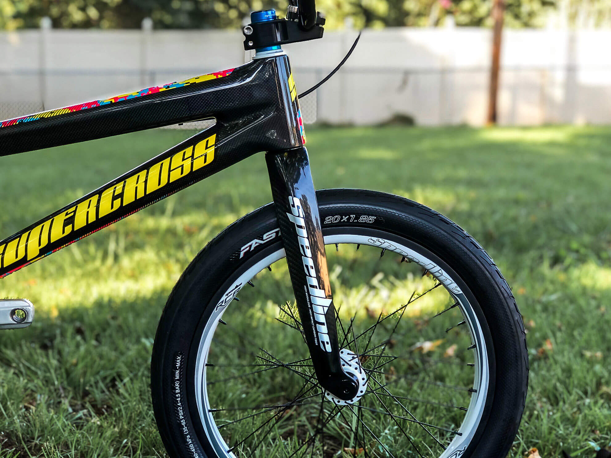 KJ Supercross Envy BLK 2 2019 - KJ Romero