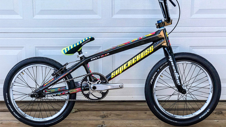 KJ Romero | 2019 Supercross Envy BLK 2