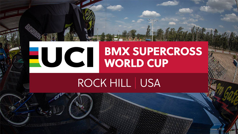 2019 UCI Supercross World Cup | Rock Hill LIVE