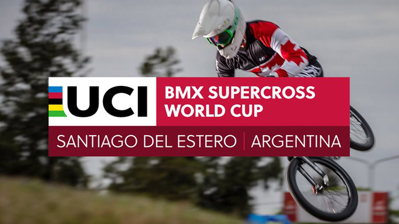 2019 UCI Supercross World Cup | Argentina LIVE