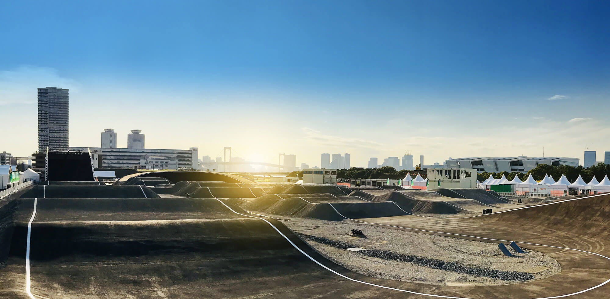 2020 Tokyo Olympic Track With ProTracks