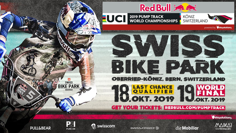 Red Bull Pump Track World Championship | Road to Bern