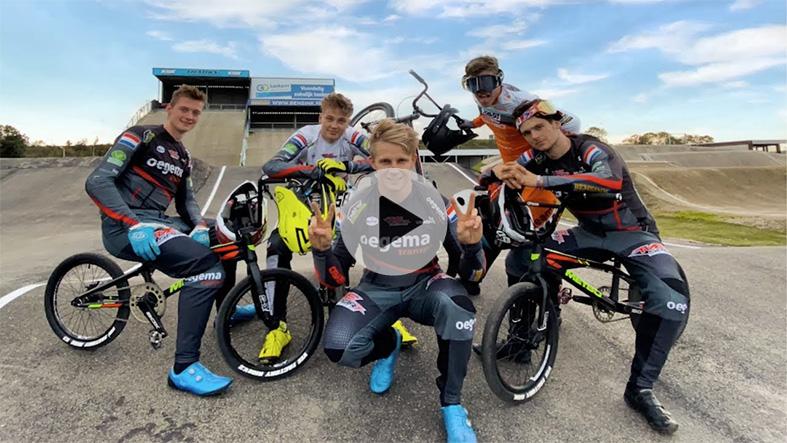 BMX SX Session Kampen 2019 | Justin Kimmann