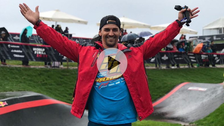 Red Bull Pump Track Worlds with KJ Romero