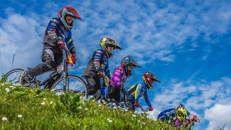 Too Factory or not to Factory | BMX Kids