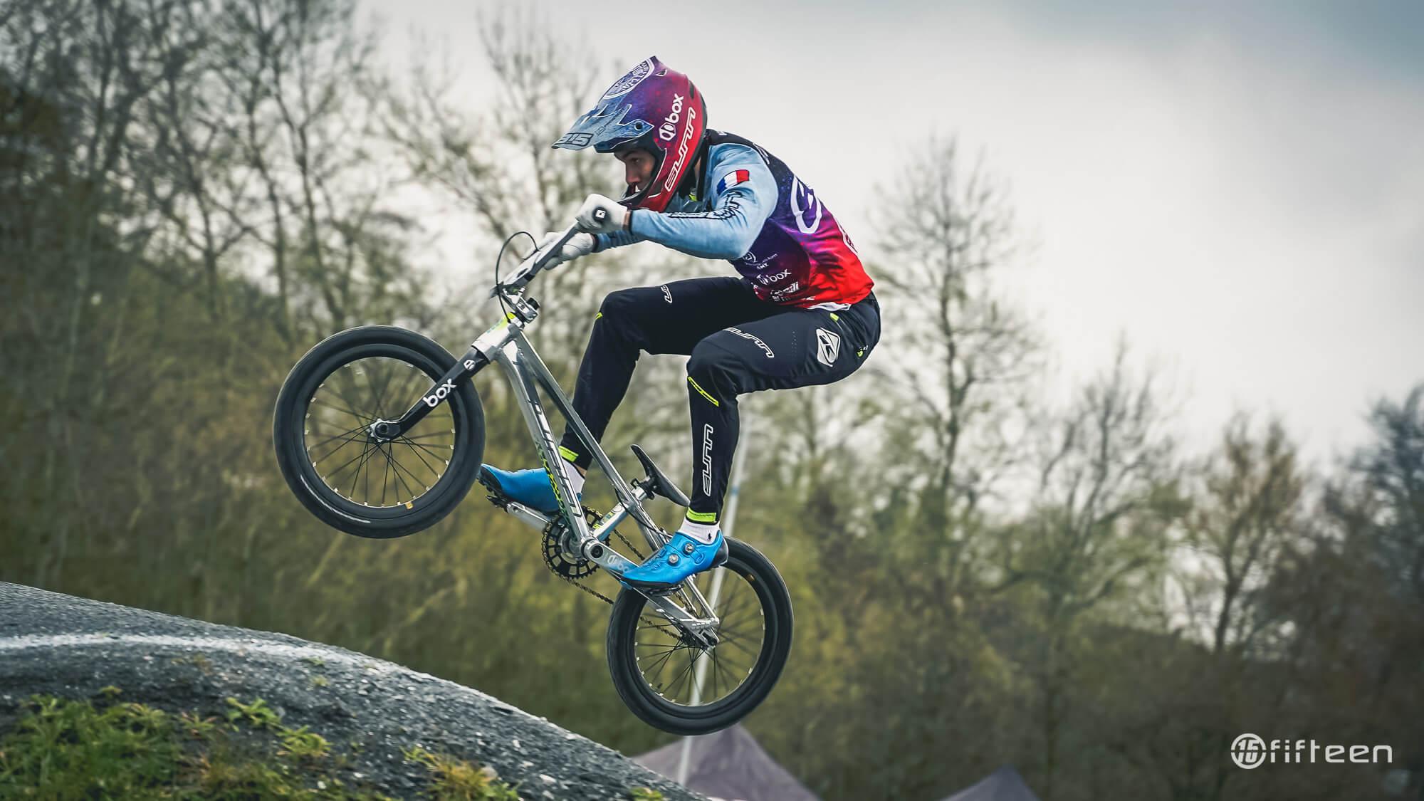 Eddy Clerte Lisburn - Fifteen BMX
