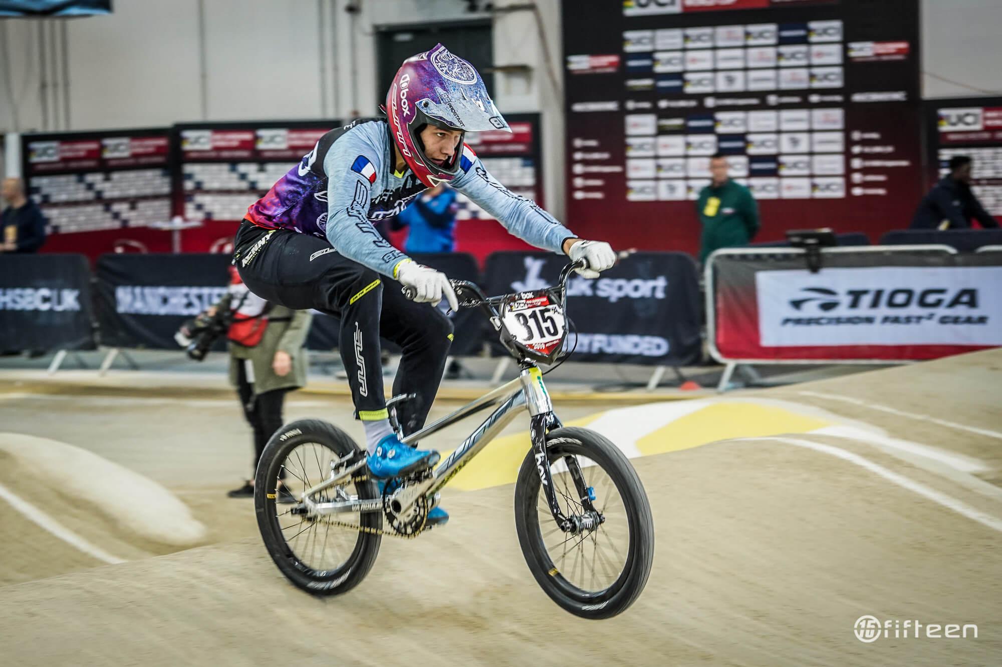 Eddy Clerte Manchester - Fifteen BMX