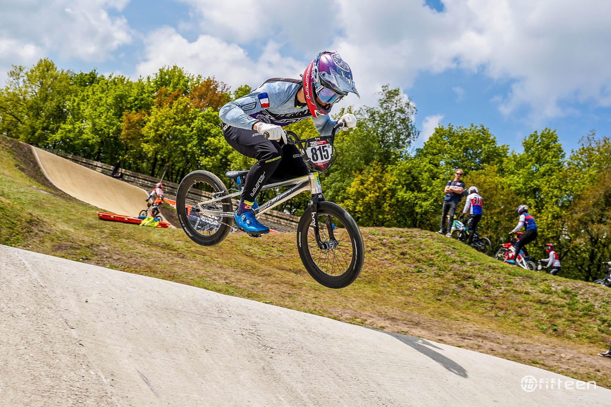 Eddy Clerte Papendal - Fifteen BMX