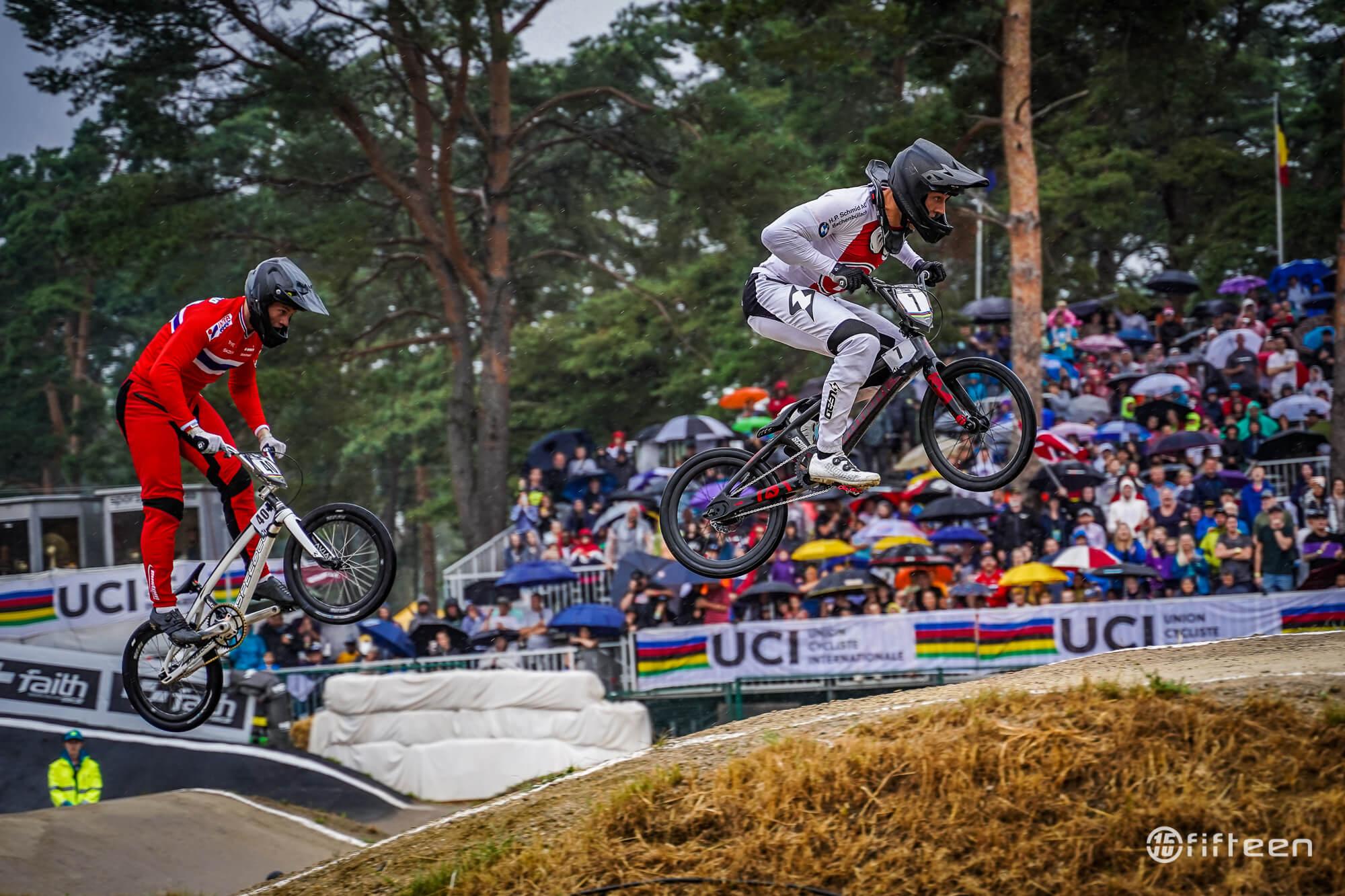 David Graf Papendal 2019 - Fifteen BMX