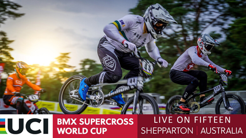 2020 UCI Supercross World Cup | Shepparton REPLAY