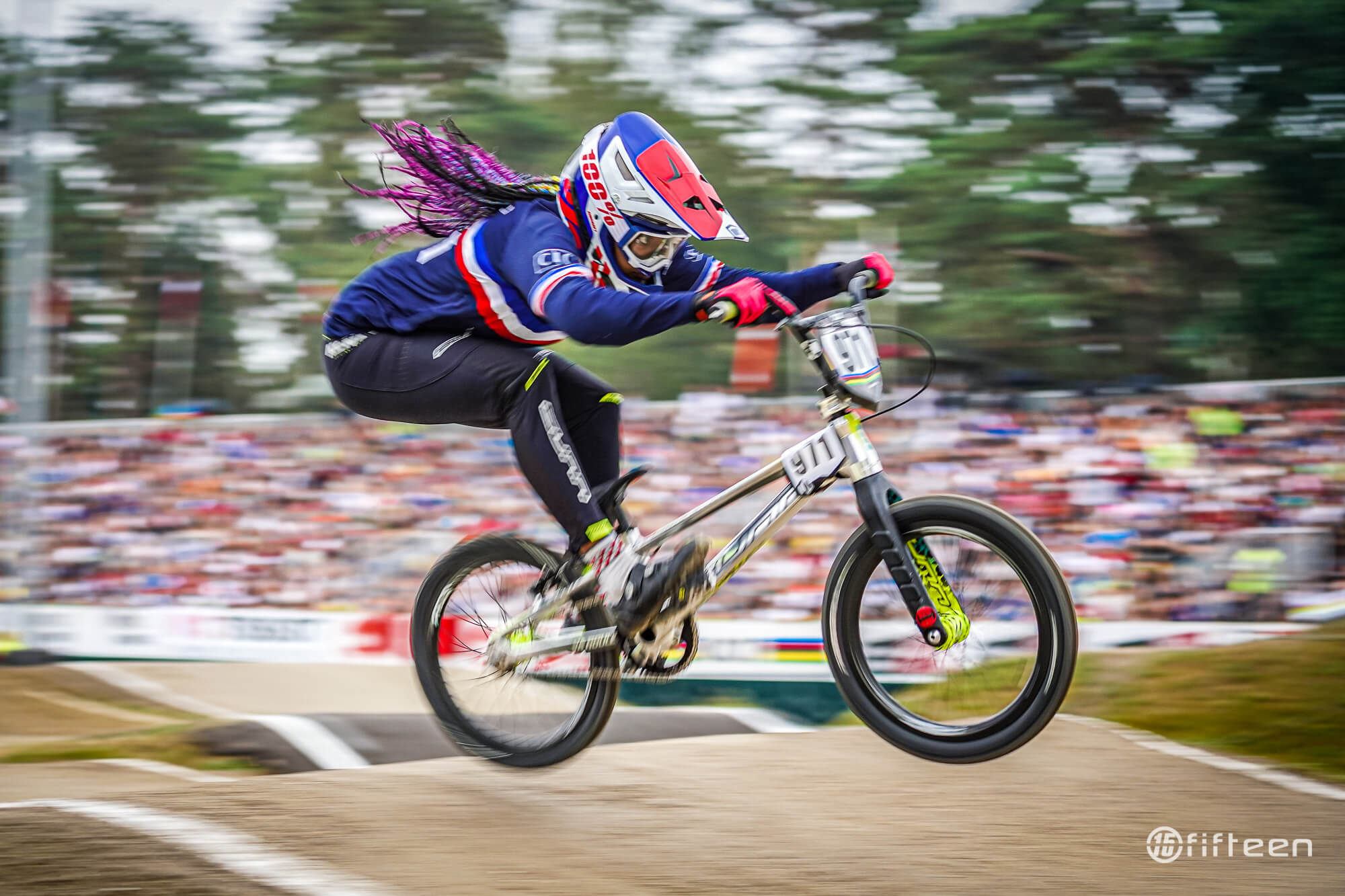 UEC Super Euro Champs - Fifteen BMX