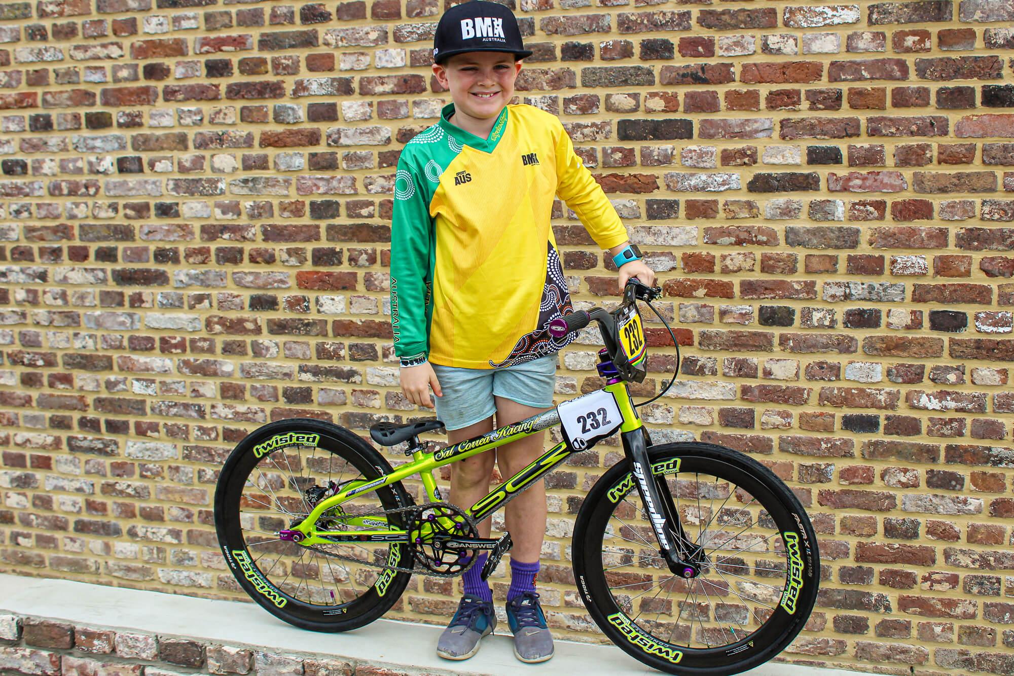Fergus Wiggins AUS - Vic Wiggins
