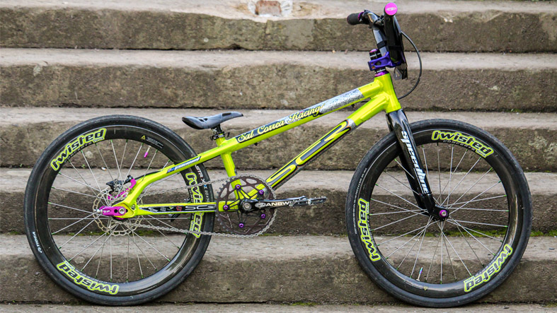 Readers Bikes | Fergus Wiggins | Twisted Concepts SCR