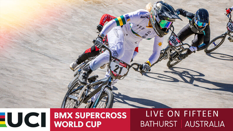 2020 UCI Supercross World Cup | Bathurst REPLAY