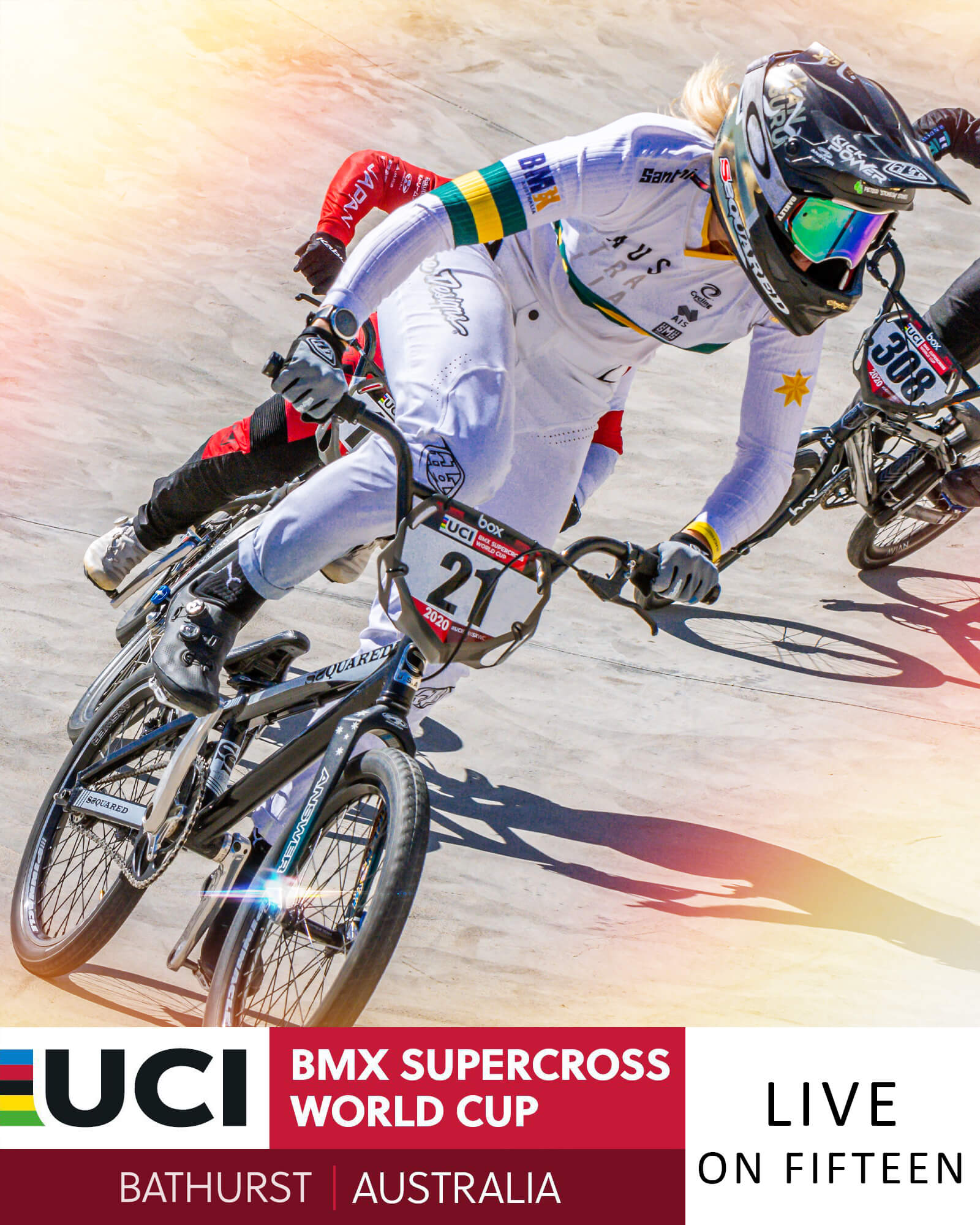 Fifteen BMX News