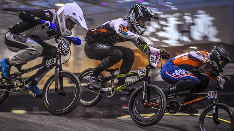 2020 Caen Indoor | Justin Kimmann